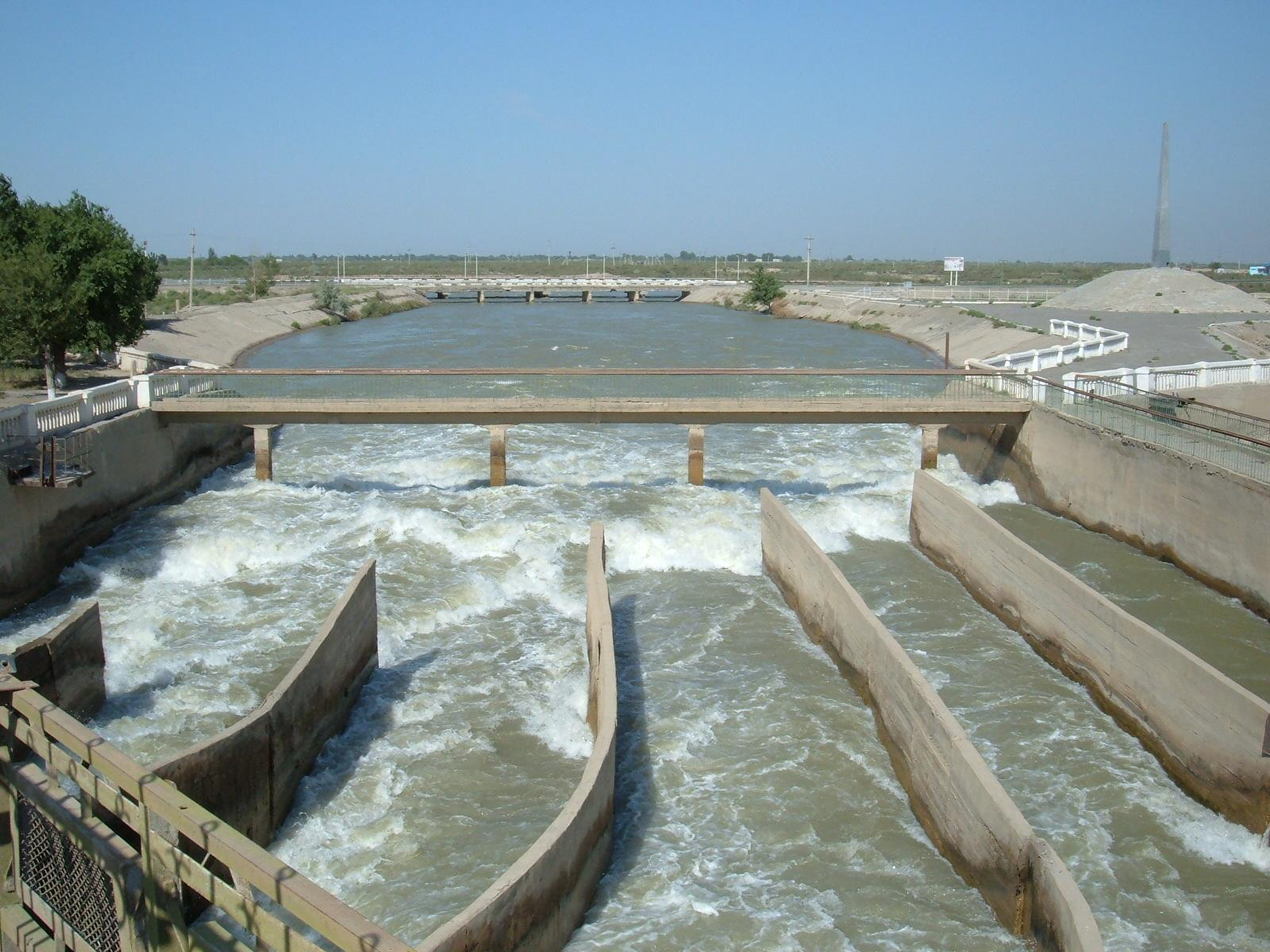 Strengthening capacities of water management organizations in basin planning in Uzbekistan