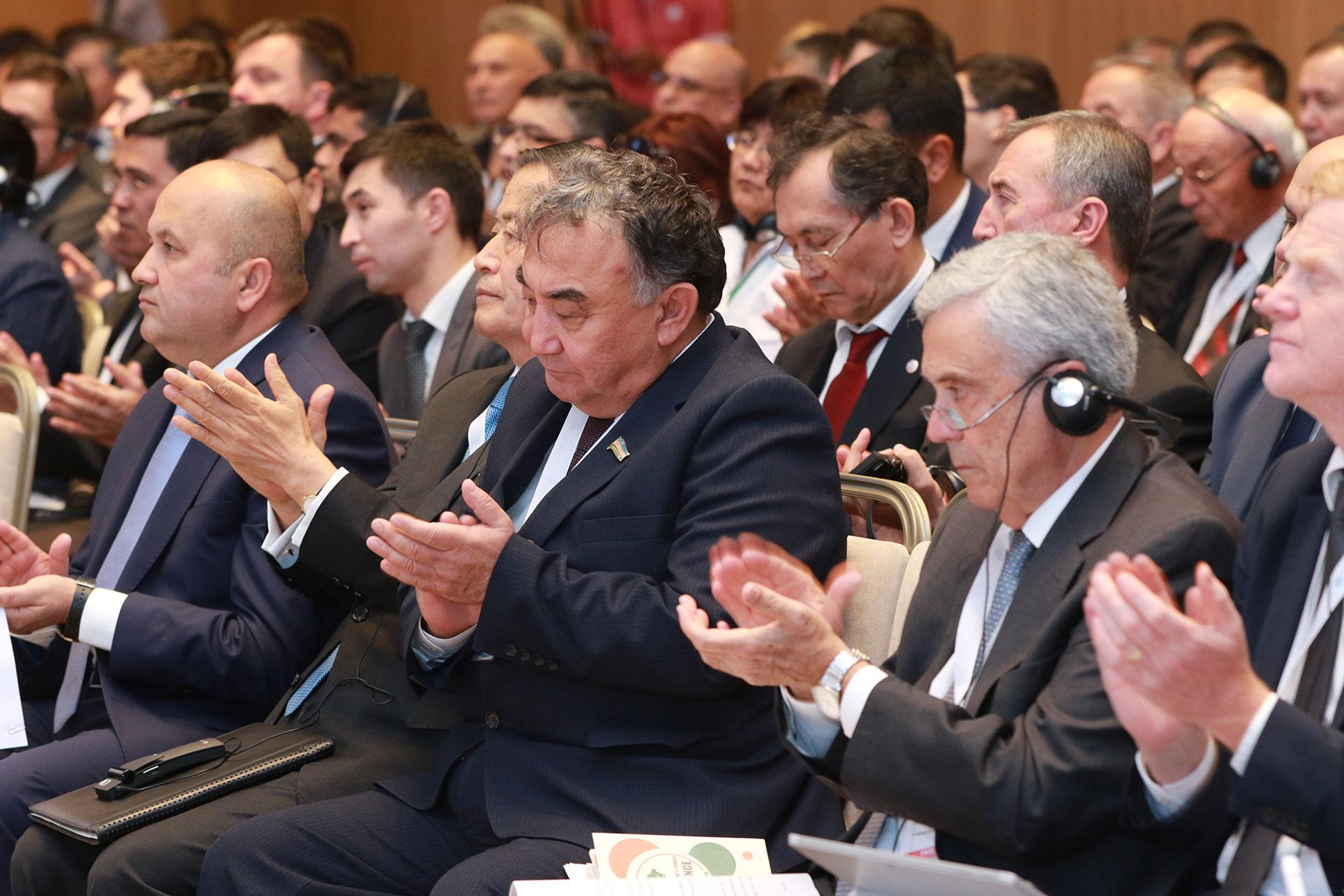 Стартовал Центральноазиатский международный экологический форум 2018