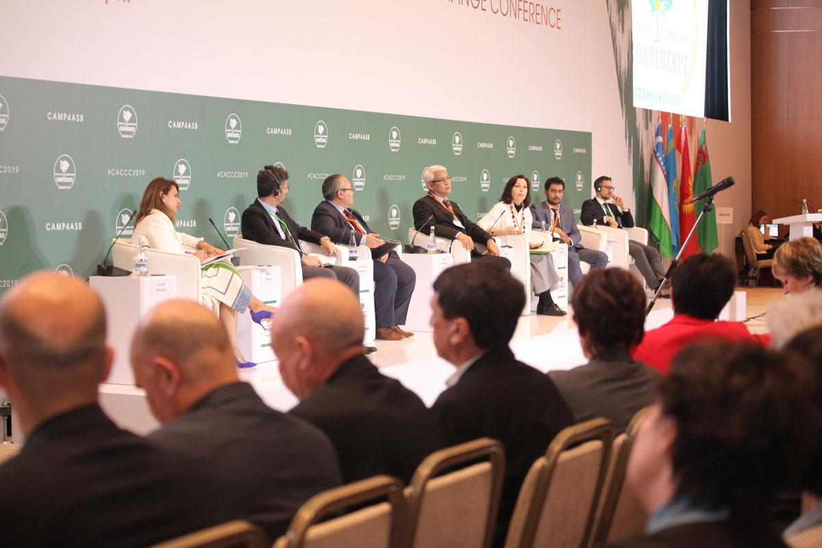 Итоги ЦАКИК-2019: странам Центральной Азии необходимо усилить координацию мер по адаптации