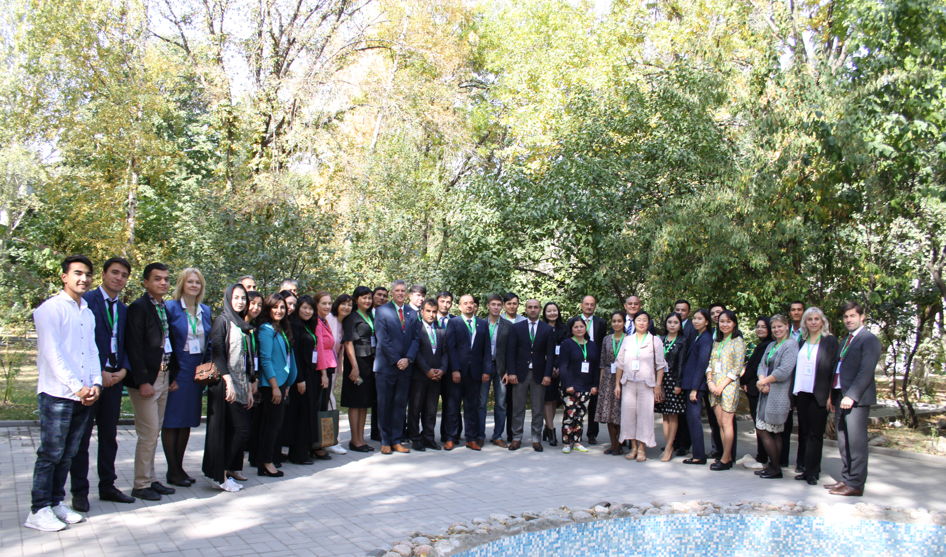 Central Asian Leadership Programme on Environment and Sustainable Development started in Almaty