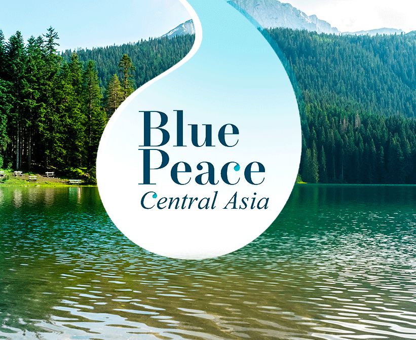 High Level Dialogue Platform Secretariat Blue Peace Central Asia