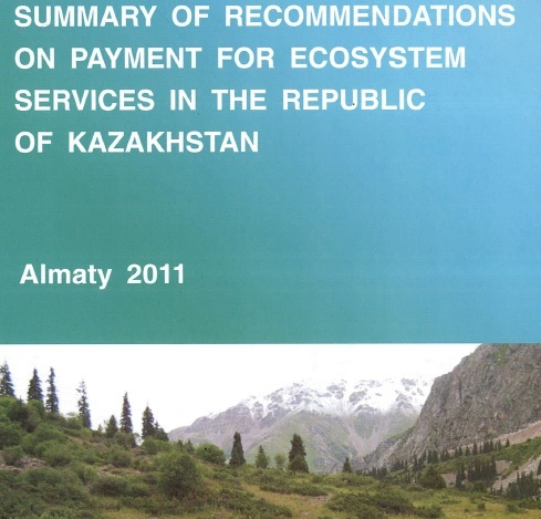 Summary of Recommendations PES Kazakhstan