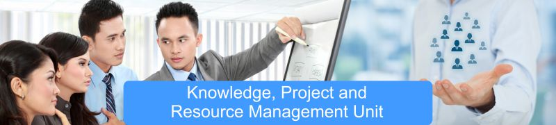 Knowledge, Project and Resource Management Unit