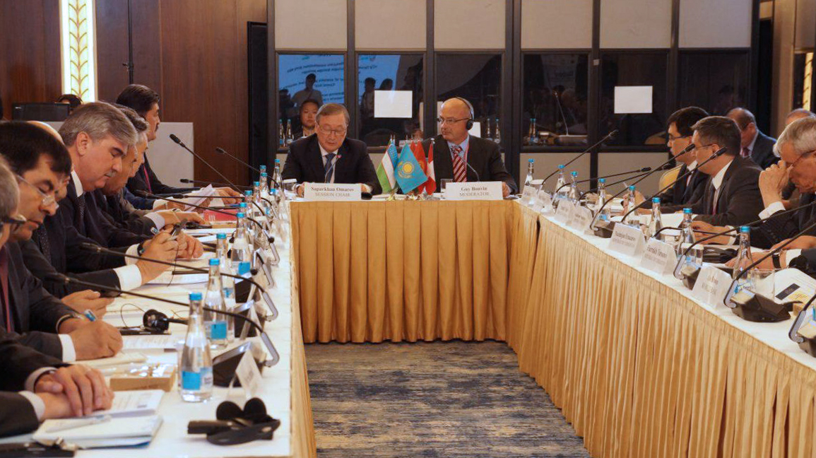 Water, Economic Growth and Security Nexus in the spotlight of Astana Economic Forum